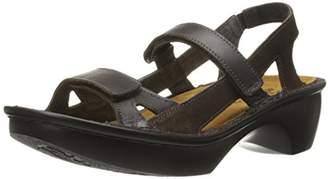 Naot Footwear Women's Seoul Wedge Sandal