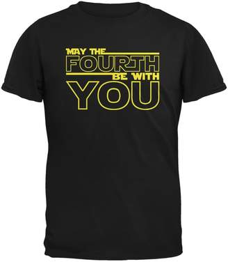 Star Wars Tee's Plus May The Fourth Be With You Youth T-Shirt - Youth