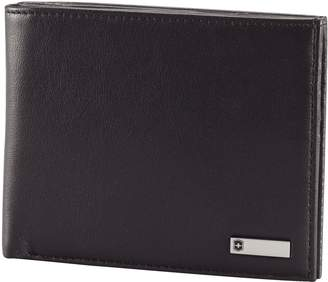 Victorinox Men's Altius 3.0 Barcelona Leather Bi-Fold Wallet