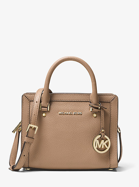 MICHAEL Michael Kors Michael Kors Collins Medium Leather Messenger