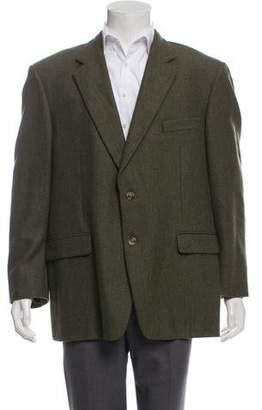 Burberry Wool Tweed Blazer