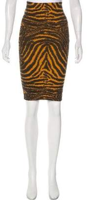 Wolford Patterned Knee-Length Skirt