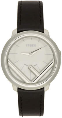 Fendi Black F is Run Away Watch