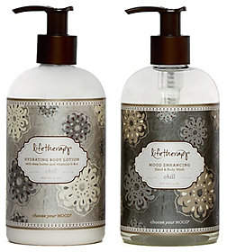 Lifetherapy Body Lotion & Wash Gift Set