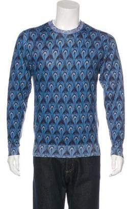 Marc Jacobs Virgin Wool Crew Neck Sweater