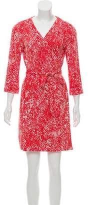 Diane von Furstenberg New Julian Wrap Dress