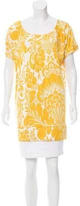 Diane von Furstenberg Printed Silk Tunic