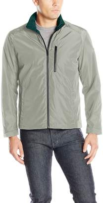 London Men's Stand Collar Hipster Jacket