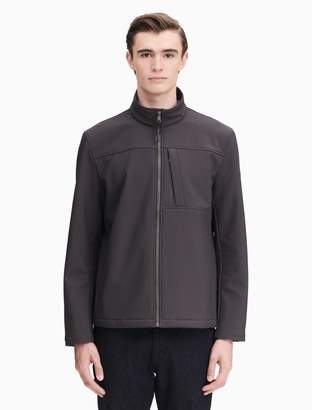 Calvin Klein Soft Shell Zip Jacket