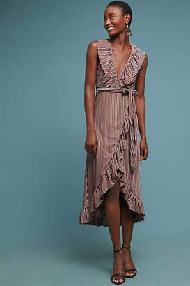 MISA Athena Ruffled Dress