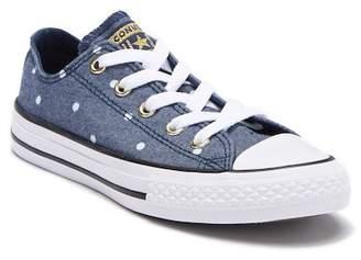 Converse Chuck Taylor All Star Ox Sneaker (Little Kid)