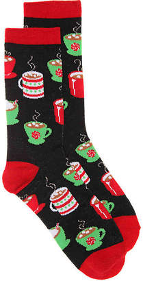K. Bell Hot Cocoa Crew Socks - Women's