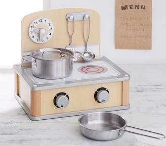 Pottery Barn Kids Wooden Tabletop Stove & Grill