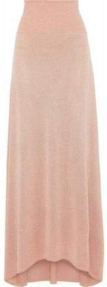 Missoni Metallic Knitted Maxi Skirt