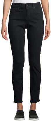 NYDJ Alina Burst-Pocket Skinny Jeans