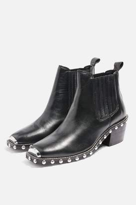 Topshop ALANA Low Ankle Boots