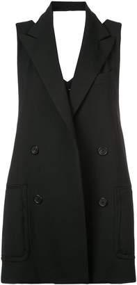 Proenza Schouler Wool Suiting Vest