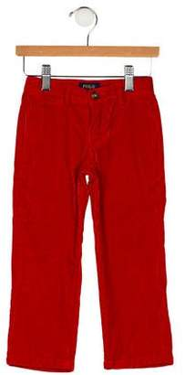 Ralph Lauren Boys' Corduroy Straight-Leg Pants