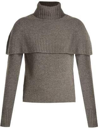 Chloé Iconic roll-neck cashmere sweater