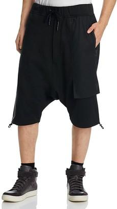 Y-3 Drawstring Shorts $250 thestylecure.com
