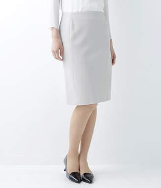 NEWYORKER women's 【ストレッチ】ラッセルジャージー ストレートスカート