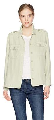 Obey Junior's Davy Military Shirt Jacket
