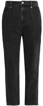 3.1 Phillip Lim High-Rise Tapered Jeans