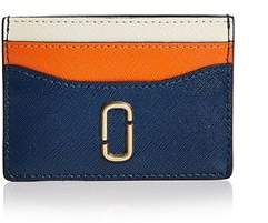 Marc Jacobs Snapshot Color-Block Leather Card Case