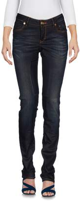 Siviglia DENIM Denim pants - Item 42600087VO