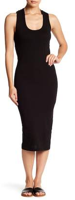 Young Fabulous & Broke YFB by Denny Scoop Neck Midi Dress
