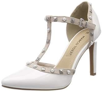 13824cc81937 ... Marco Tozzi Women s 24412 T-Bar Heels