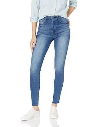 William Rast Women's High Waist Skinny Denim Jean