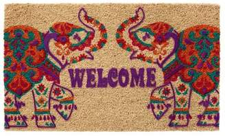 HFLT Elephant Welcome Doormat