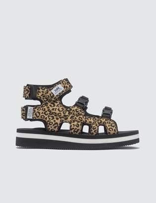 X-girl X Girl Suicoke X Boak Sandals
