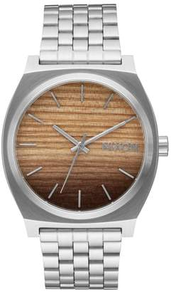 Nixon Time Teller Bracelet Watch, 37mm