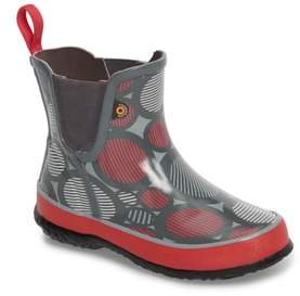 Bogs Amanda Multi Dot Waterproof Rain Boot
