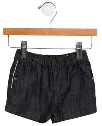 Ikks Girls' Denim Mini Shorts w/ Tags
