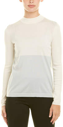 Akris Cashmere & Silk-Blend Top