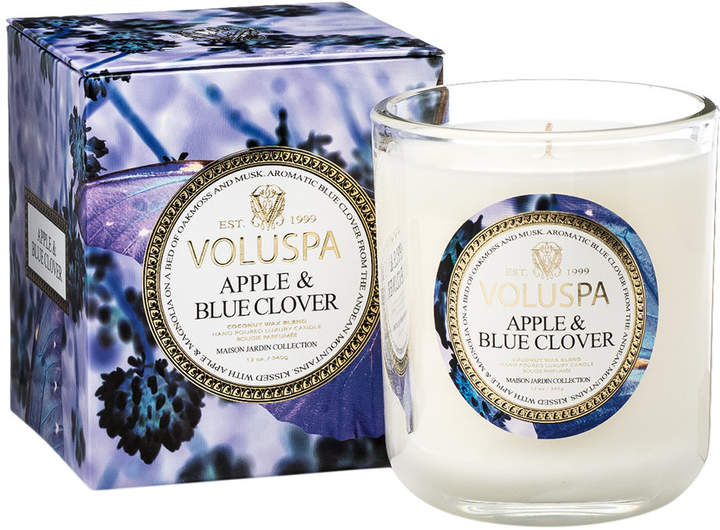Maison Jardin Candle - Apple & Blue Clover - 340g