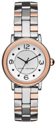 Women's Marc By Marc Jacobs Riley Bracelet Watch, 28Mm $225 thestylecure.com