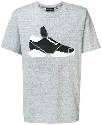 Mostly Heard Rarely Seen 8-Bit sneaker T-shirt