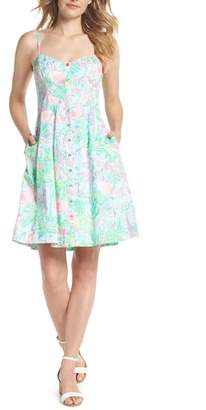 Lilly Pulitzer R) Easton Sundress