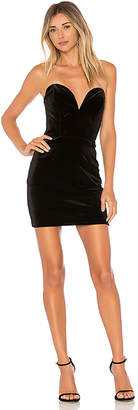 Amanda Uprichard Cherri Mini Dress