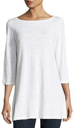 9b1c50ee905 Eileen Fisher White Women's Longsleeve Tops - ShopStyle