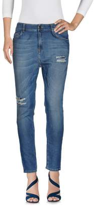 Manila Grace DENIM Denim trousers