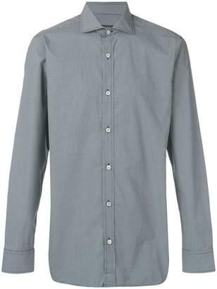 Ermenegildo Zegna plain button shirt