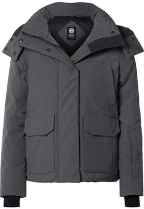 4caa172a13bfc Canada Goose Blakely Quilted Down Jacket - Gray