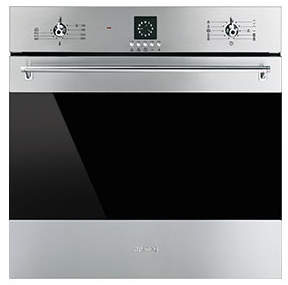 "Smeg 24"" Electric Single Wall Oven"