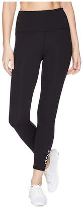 Lorna Jane Golden Core Ankle Biter Tights Women's Casual Pants