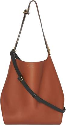 dbe1c014a9e3 Burberry Brown Hobo Bags - ShopStyle